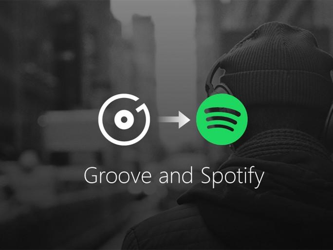 Microsoft stellt Groove Music zum Jahresende ein (Bild: Microsoft)