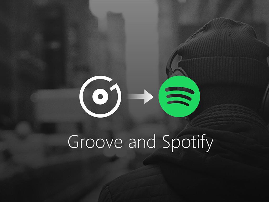Microsoft gibt Groove Music Pass auf - Nutzer sollen zu Spotify wechseln