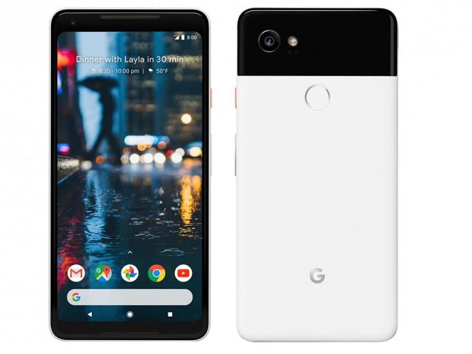 Google Pixel 2 XL (Bild: Evan Blass)