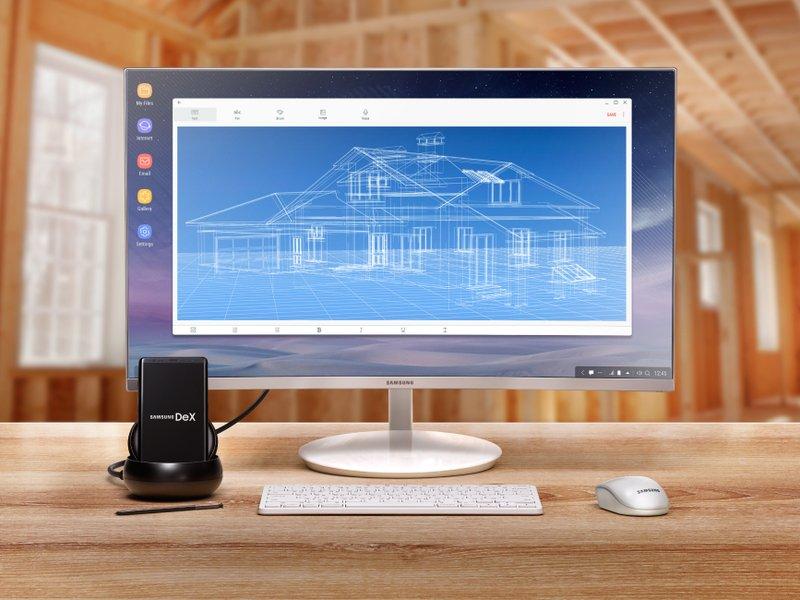 Samsung kündigt Linux-Unterstützung für DeX an