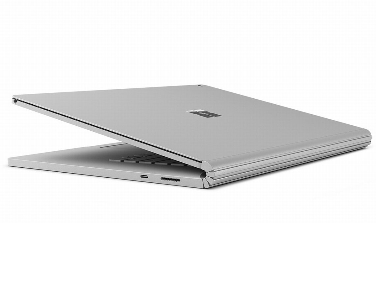 Microsoft stellt Surface Book 2 vor