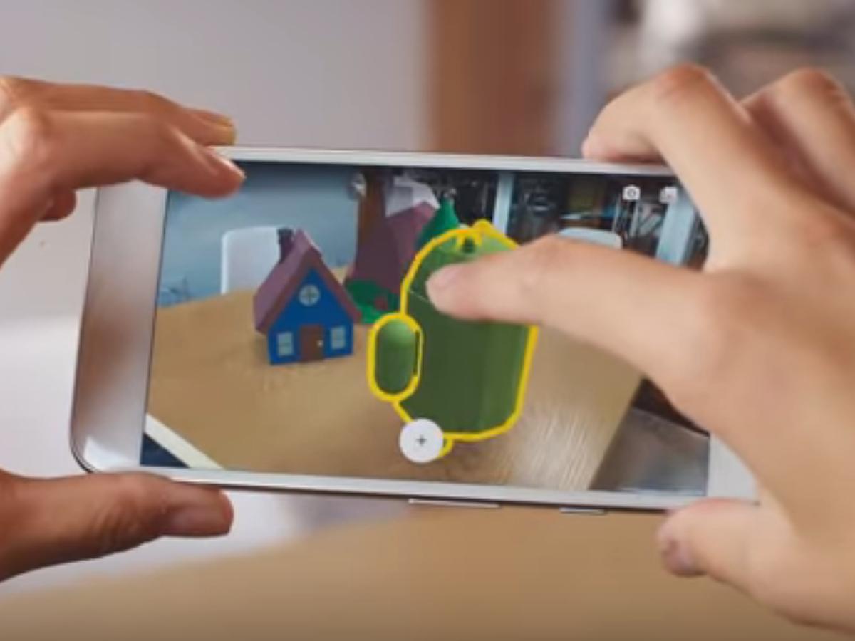 Augmented Reality: Samsung und Google schmieden Partnerschaft