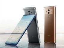 Huawei stellt Mate 10 und Mate 10 Pro mit KI-Prozessor vor