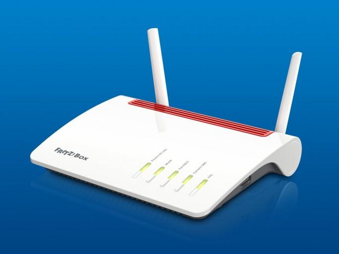 Fritzbox 6890 LTE (Bild: AVM)