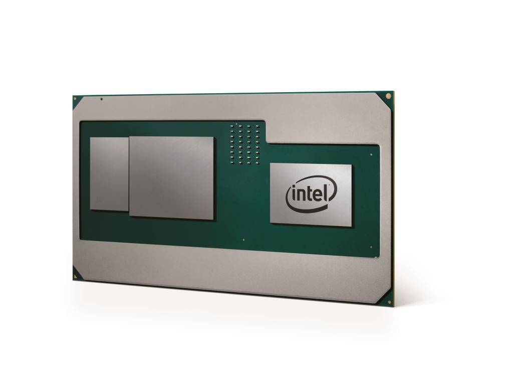 Intel: Laptop-Prozessor mit integrierter AMD-GPU erscheint Anfang 2018
