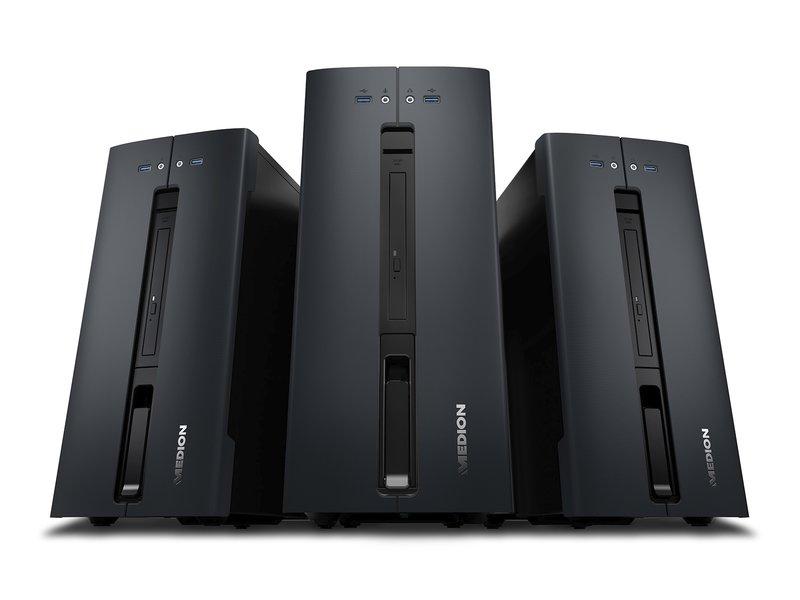 Medion Akoya P56000 mit AMD-Prozessor Ryzen 5 für 599 Euro