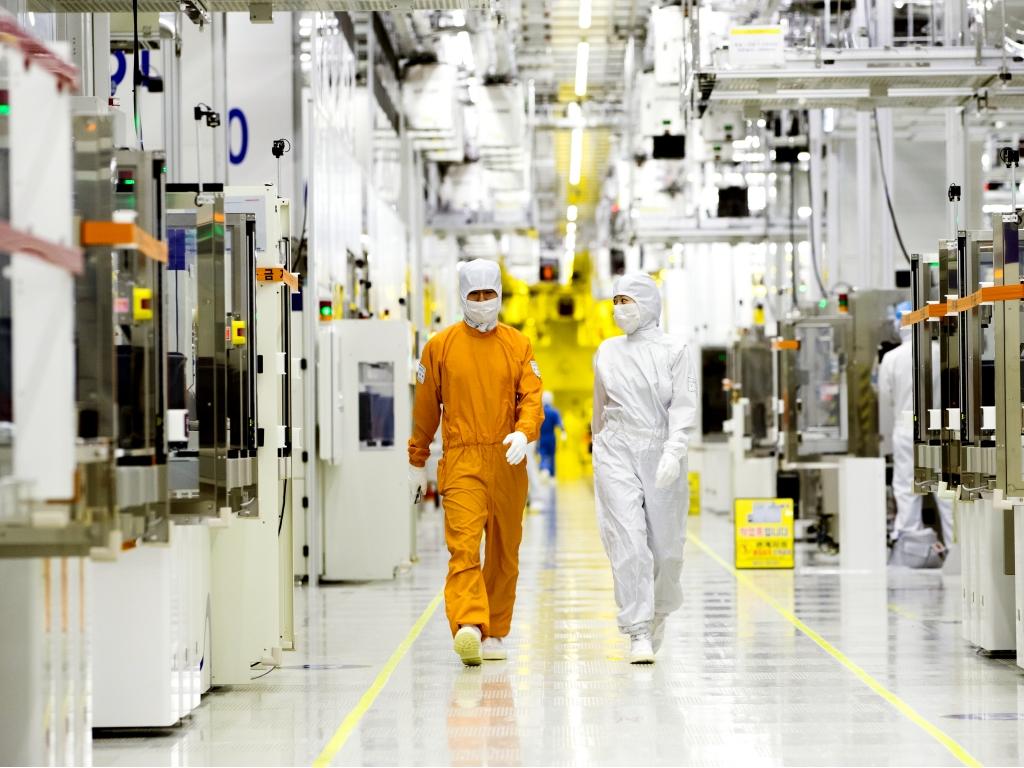 Samsung fertigt Qualcomms 5G-Chips im 7-Nanometer-Verfahren