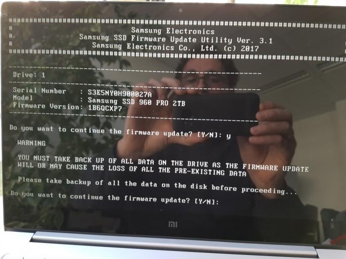 USB-Stick: Firmware flashen (Bild: ZDNet.de)