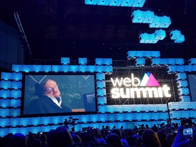 Web-Summit 2017 (Bild Oliver Schonschek)