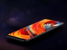 Xiaomi Mi MIX 2 mit 64 GByte für unter 380 Euro erhältlich