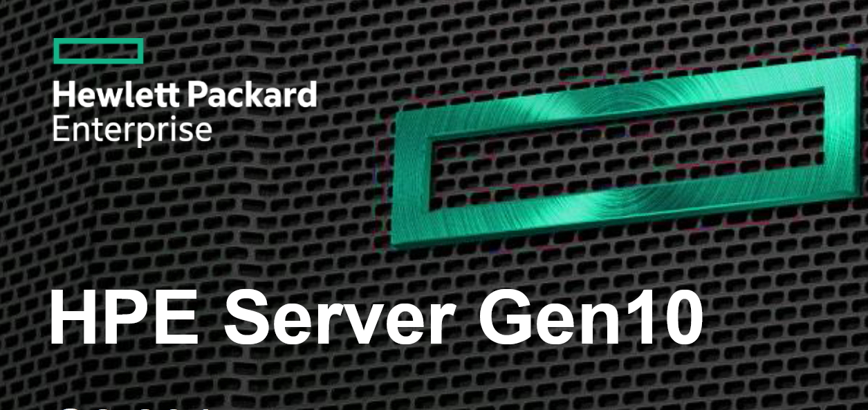 Intelligent System Tuning mit HPE ProLiant-Server
