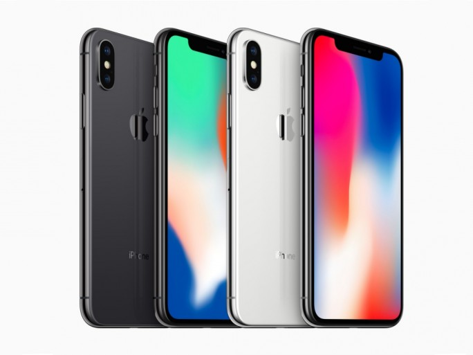 iPhone-X-Familie (Bild: Apple)