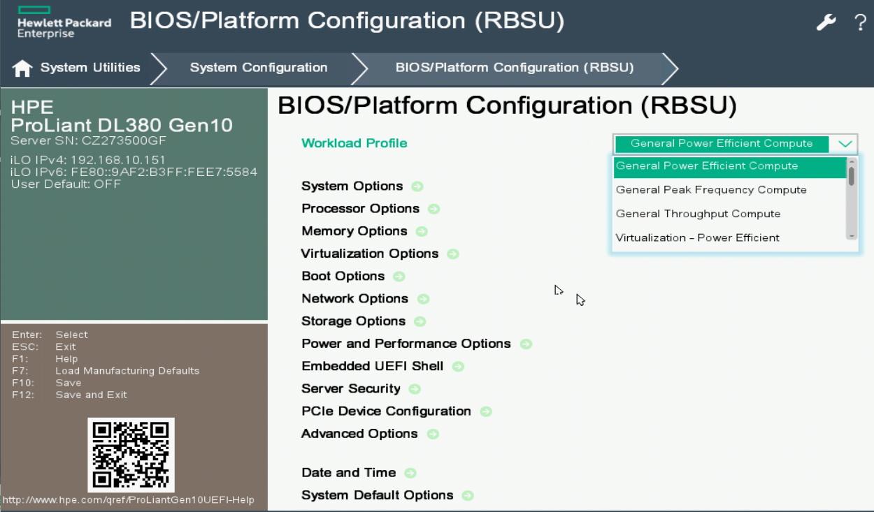 HPE ProLiant Server Gen10 schnell und einfach einrichten und