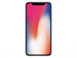 iPhone X (Bild: Apple)