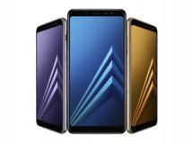 Galaxy A8: Mittelklasse-Smartphone mit Infinity-Design