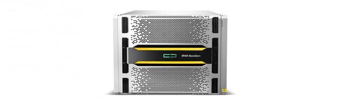 Storage: 3PAR StoreServ (Bild: HPE)