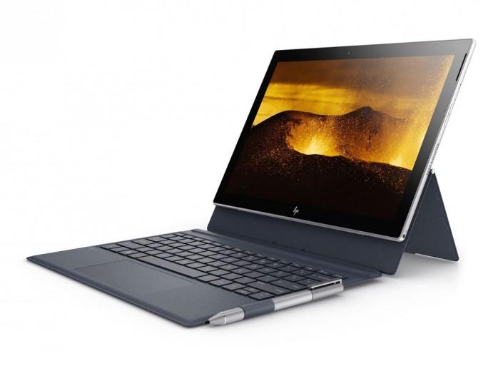HP bringt im Frühjahr 2018 eine ARM-Version des Envy x2 (Bild: HP).