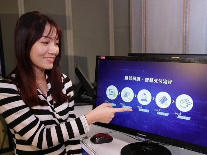 Laut Intel können Zahlungen in 0,03 Sekunden authentifiziert werden (Bild: Intel).