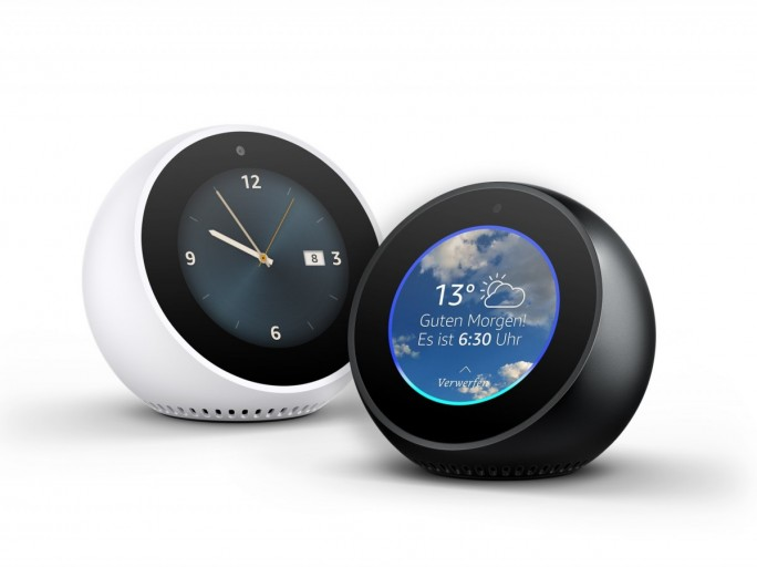 Amazon Echo Spot (Bild: Amazon)