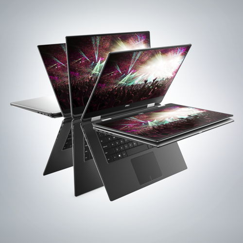 Dell XPS 15 Touch 2-in-1 Notebook, Code-Name La Ferrari (Bild: Dell)