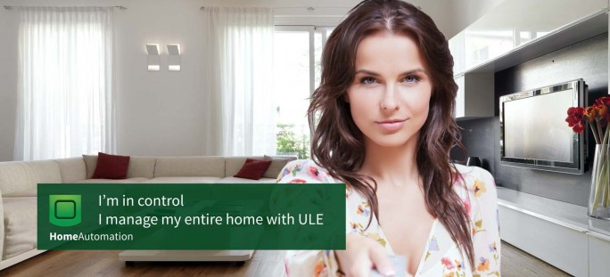 Home Automation mit ULE (Bild: ULE Alliance)