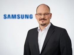 Marcel Binder, Technical Product Manager, Storage-Samsung (Bild: Samsung)