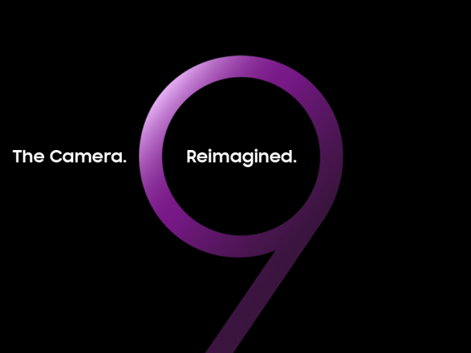 Samsung Galaxy S9 Unpacked (Bild: Samsung)
