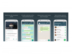 WhatsApp Business für Android (Bild: WhatsApp)