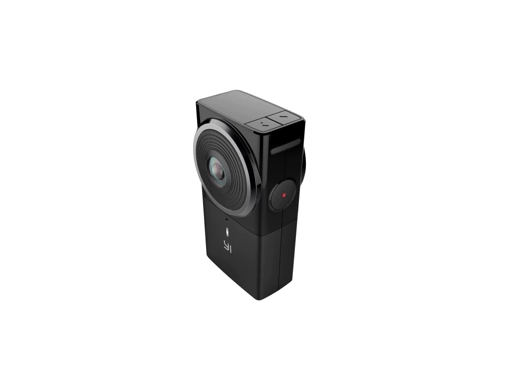YI 360 VR: 360-Grad-Kamera mit 5,7K-Auflösung im Test