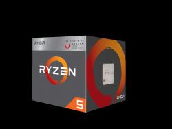 AMD Ryzen-CPU mit integrierter VGA-GPU (Bild: AMD)