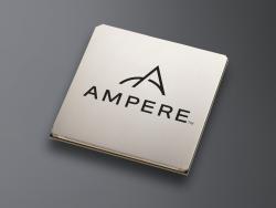 Ampere-Chips basieren auf der ARM-Architektur (Bild: Ampere)