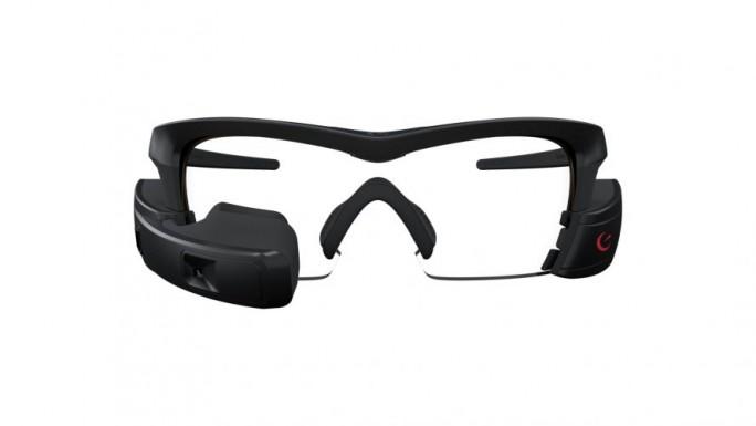 Intel vertreibt die VR-Brille Jet Pro im Recon-Web-Store (Bild: Intel)