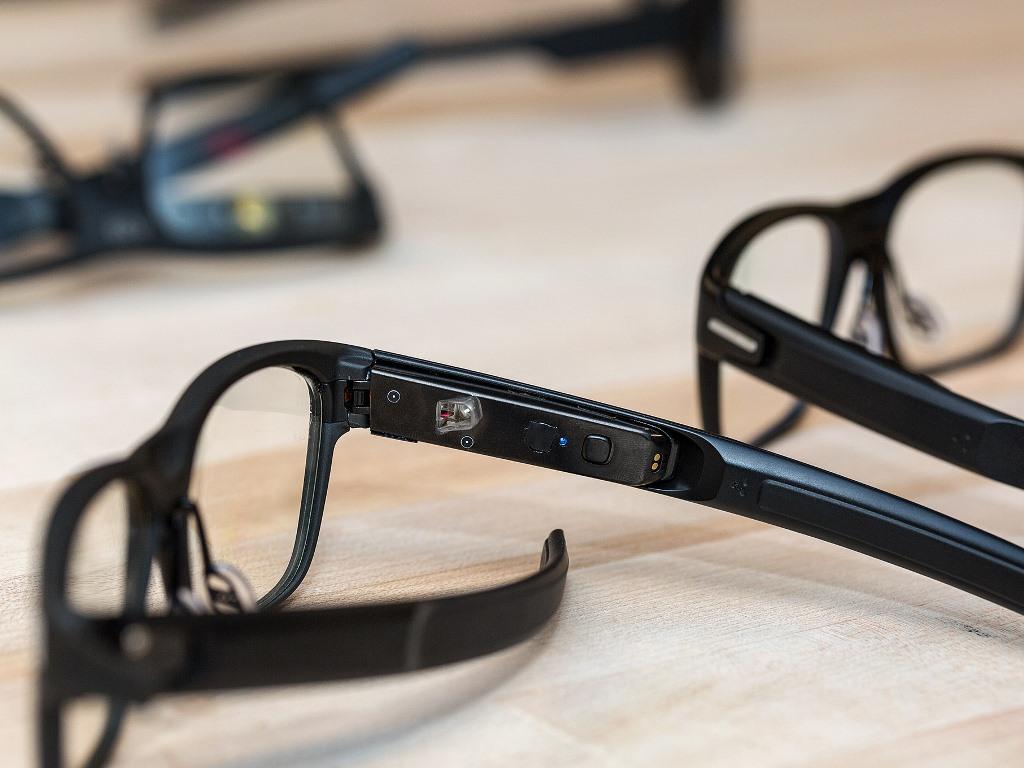 Intel stellt smarte Brille Vaunt vor | ZDNet.de