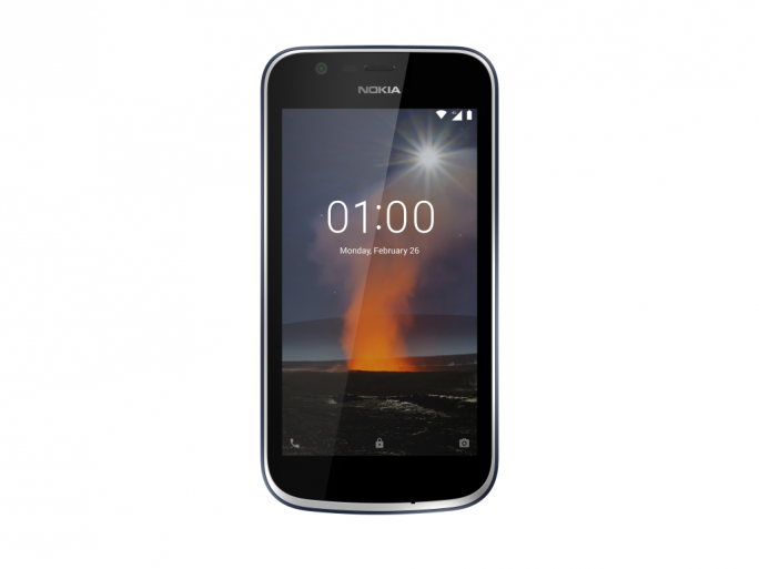 Nokia 1 (Bild: HMD Global)