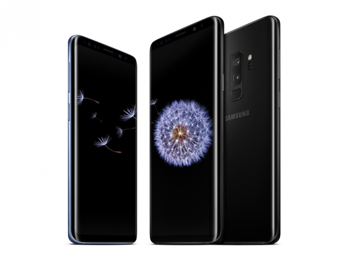 Samsung Galaxy S9/S9+ (Bild: Samsung)