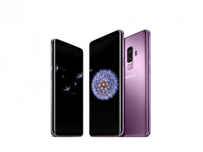 Galaxy S9+ (Bild: Samsung