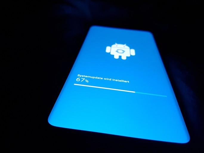 Update für Galaxy S9