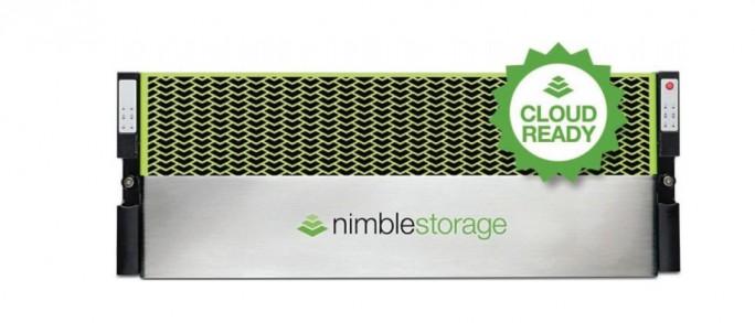 HPE Nimble Storage (Bild: HPE)