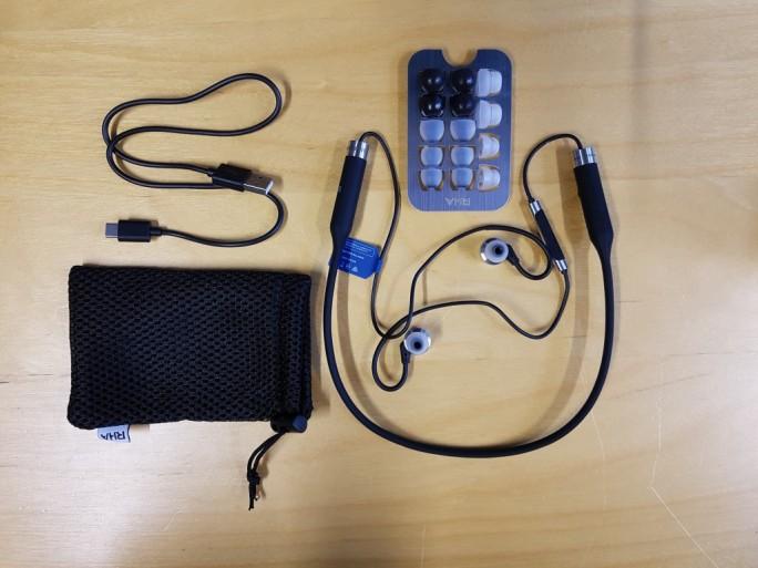 RHA MA750 Wireless: Lieferumfang (Bild: ZDNet.de)