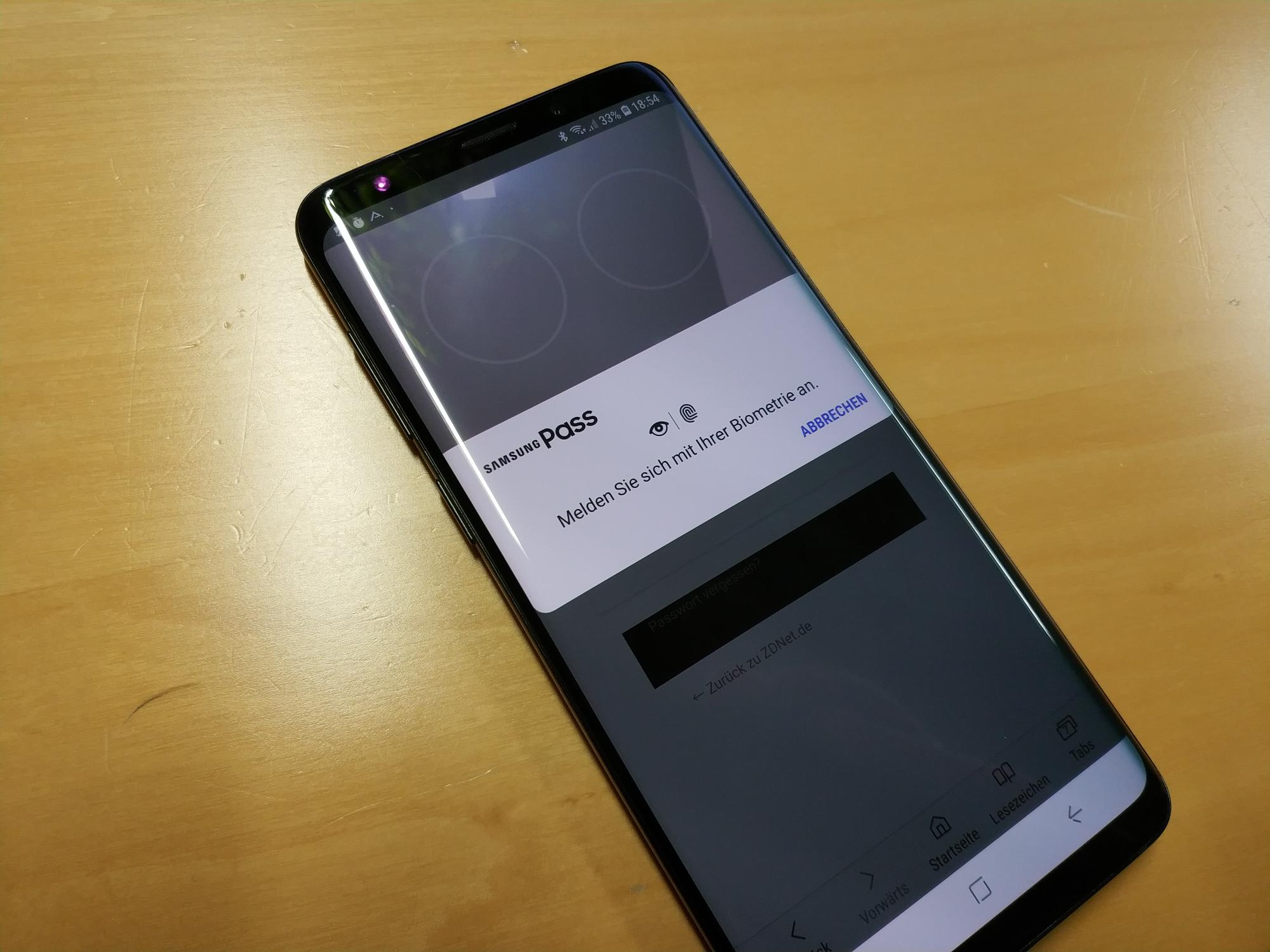 Galaxy S9+: Die Softskills des Samsung-Smartphones machen