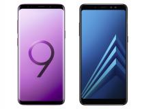 Samsung erweitert Enterprise Edition um Galaxy S9 und Galaxy A8