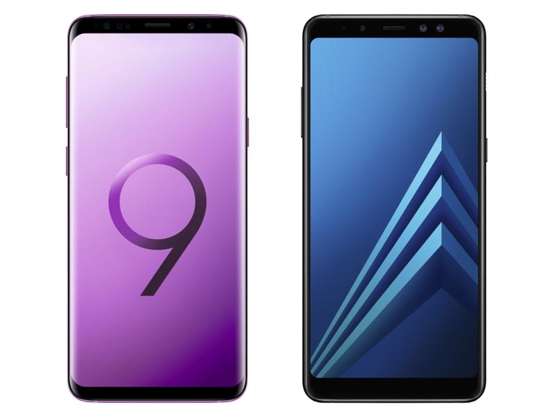 Nur heute: Galaxy S7 für 270 Euro, S8 für 354 Euro und S9 für 501 Euro