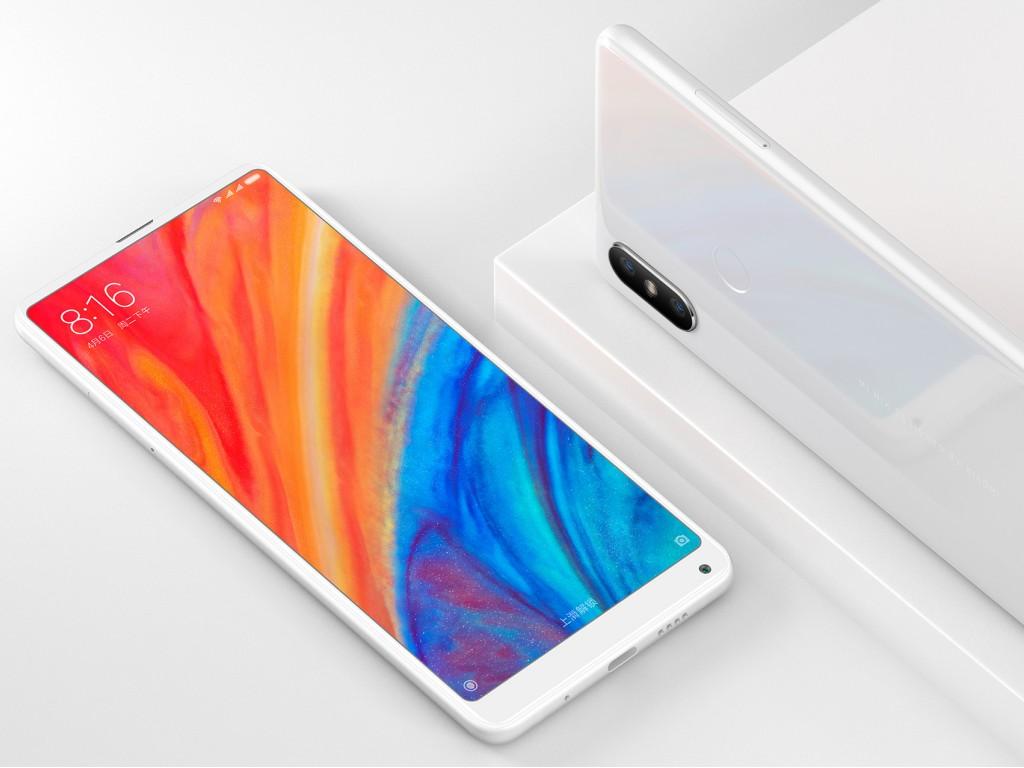 Xiaomi Mi MIX 2S mit 128 GByte ab 362 Euro erhältlich / Android 9 Pie wird ausgeliefert
