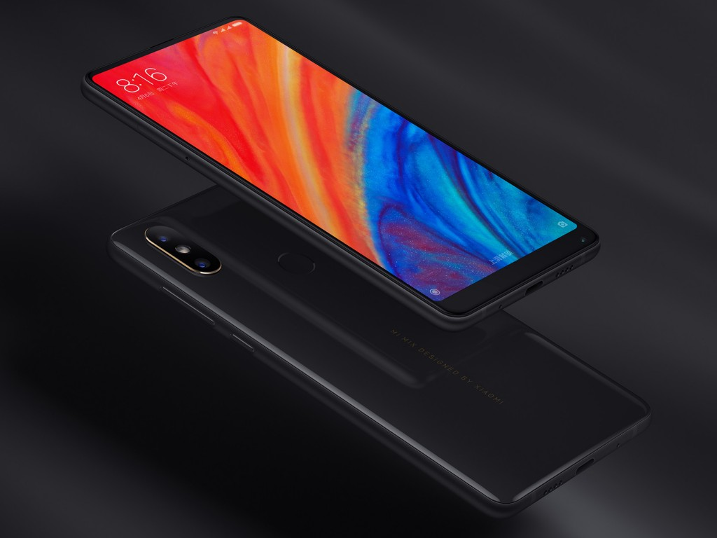 Xiaomi Mi MIX 2S im Test