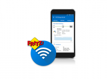 Fritz!App WLAN für iOS: AVM startet Betatest