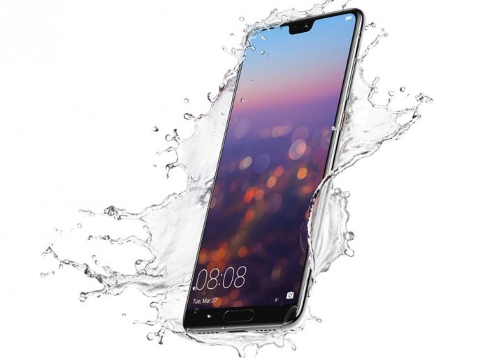 Huawei P20 Pro (Bild: Huawei)