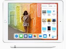 Apple stellt aktualisiertes iPad 9,7 Zoll mit Apple-Pencil-Support vor