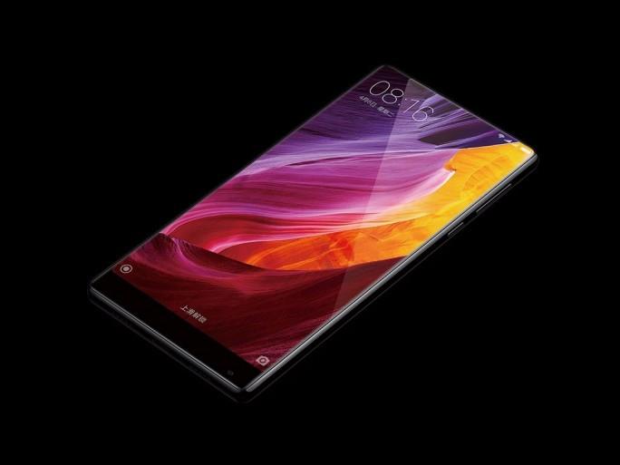 Xiaomi Mi MIX wurde vom Design Museum in München aufgenommen (Bild: Xiaomi).