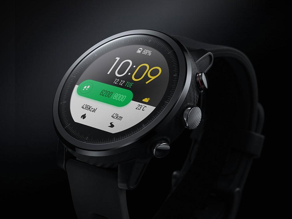 Sport-Smartwatch: Huami Amazfit Stratos im Test