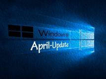 Windows 10 1803 April-Update Build 17134 installieren